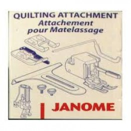 Kit Janome per Quiltare