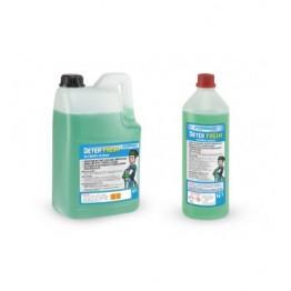 Detergenti generici in 4 profumazioni